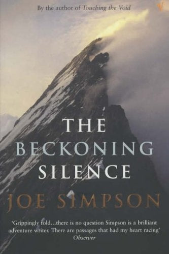 Beckoning Silence: Joe Simpson ( Pb)