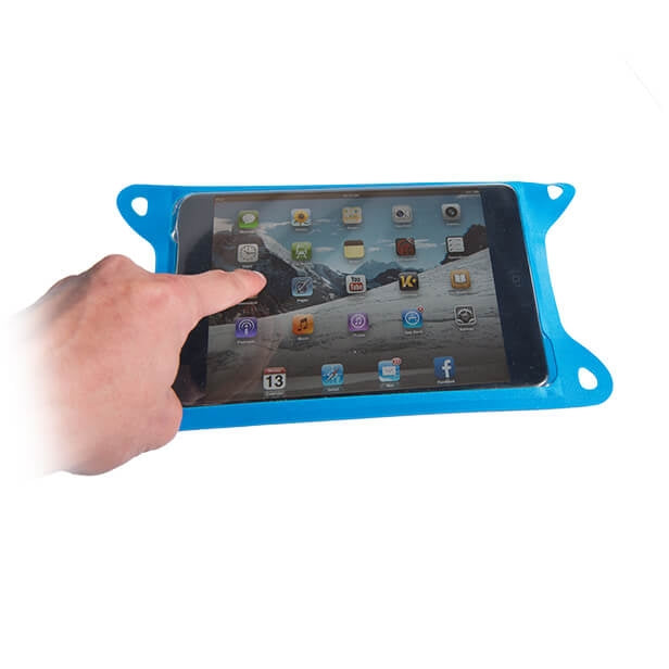 TPU Guide Wateproff Case For Small Tablets