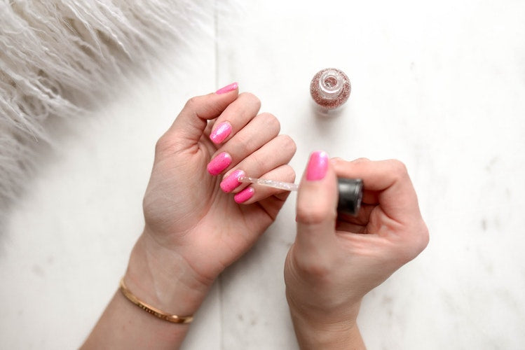 How to Give Yourself A Professional At-Home Manicure