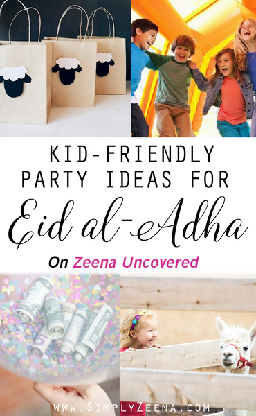 Kid friendly Eid party ideas