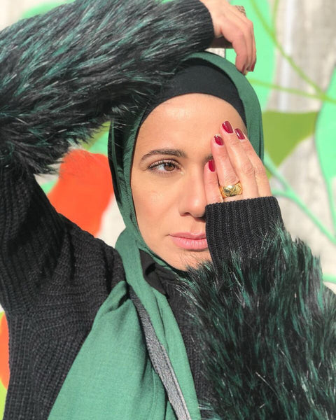 Zeena CEO Bayan Jondy Opens up about #UncoverModest on Zeena Uncovered