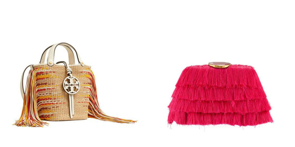 Fringe Trend Handbags on Zeena Uncovered