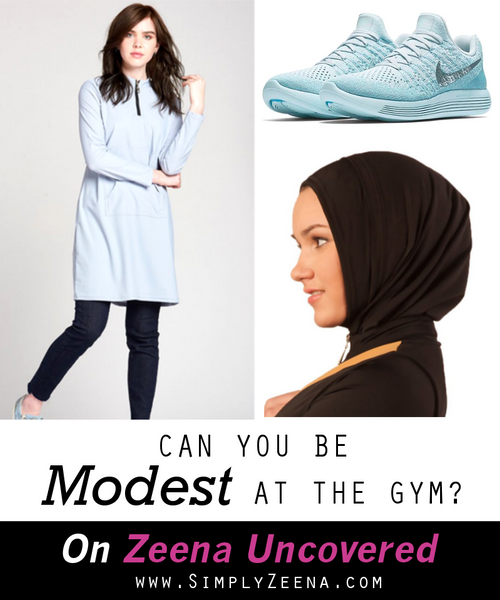 Can You Be Modest At the Gym? ZEENA Uncovered