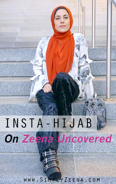 Zeena Uncovered: InstaHijab