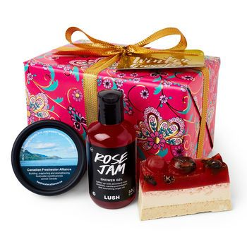 Winter Garden Gift Set by LUSH