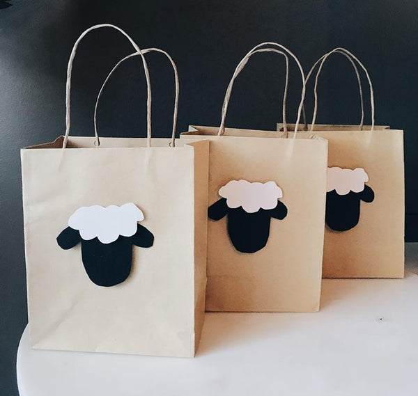 Sheep Eid Gift Bags from Hanae Kabbal