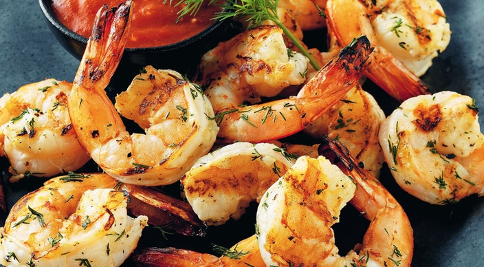 Shrimp Grill - Recipe of the Week