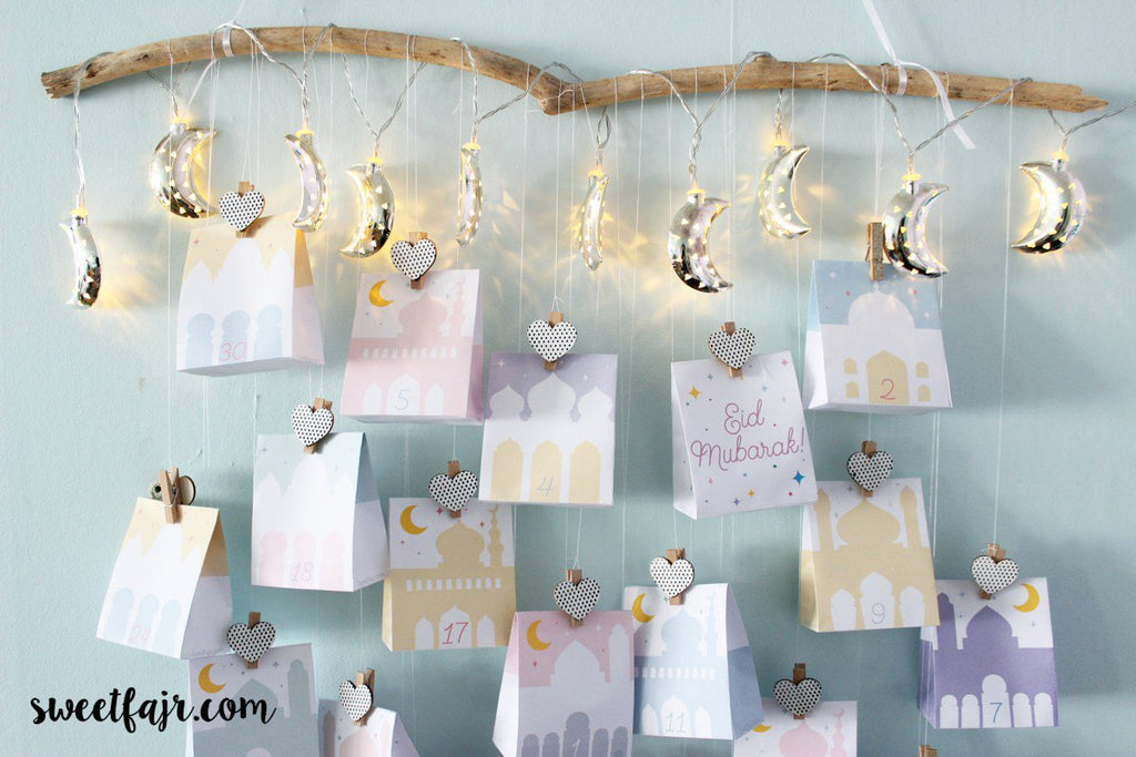 5 Creative Ideas to Celebrate Ramadan At Home - Zeena Uncovered