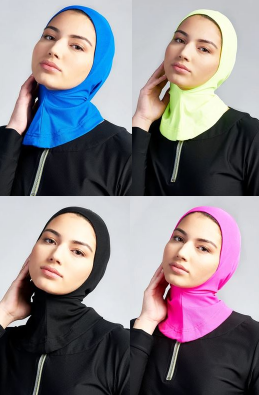 Zeena Active Hijabs: Meet the Collection