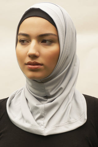 Active Hijab 2.0 - Dark Gray