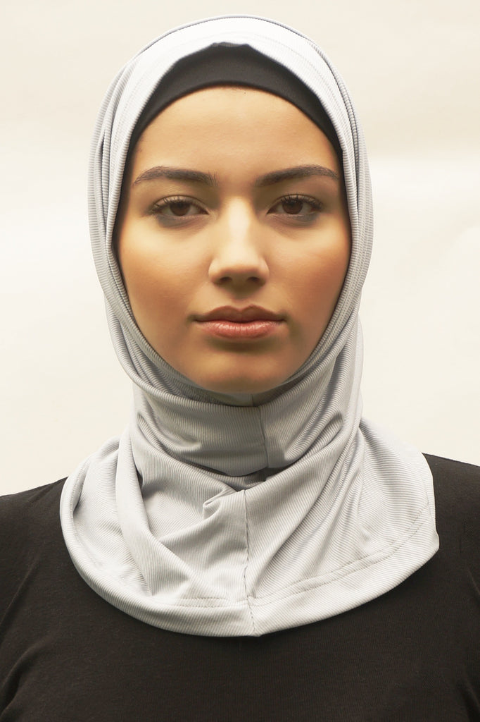 Active Hijab 2.0 - Gray