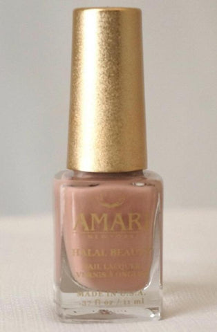 Halal Polish - Coral (Limited Edition)