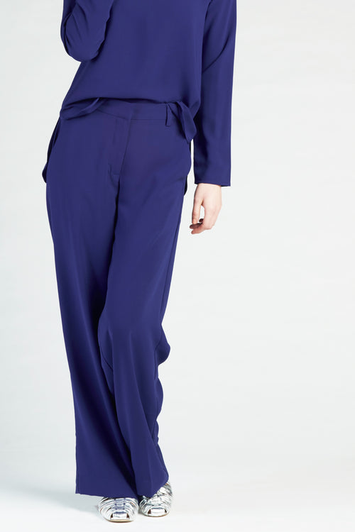 Ray Trouser Pants - Midnight