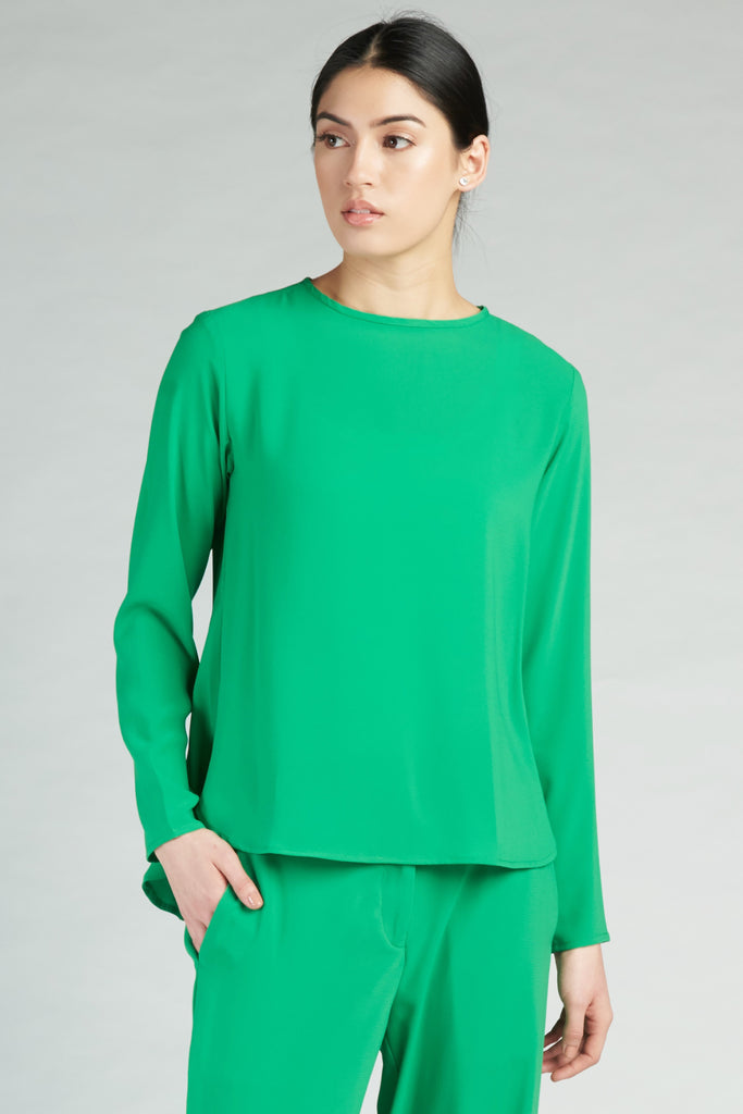 Ray Classic Top - Emerald