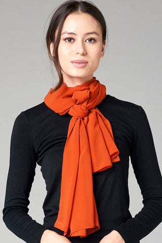 Silk Floss Scarf