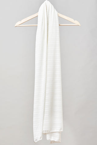 French Gauze Wrap - Off-white