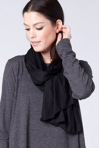 Rhinestone Wrap - Black