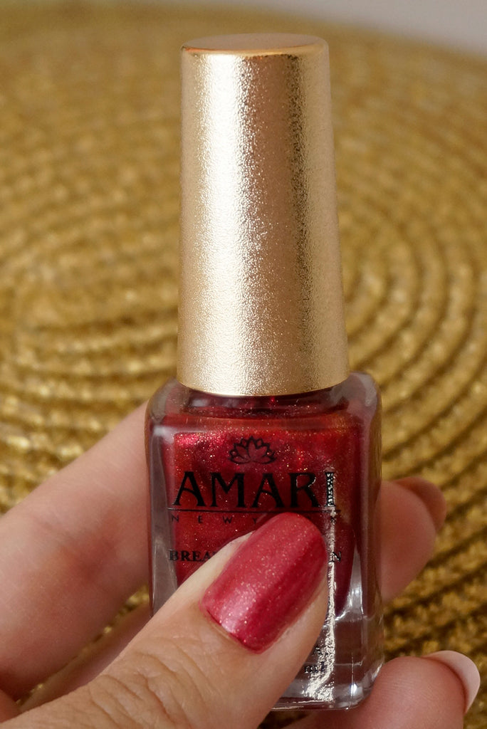 Halal Polish - Magenta Shimmer (Limited Edition)
