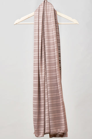 French Gauze Wrap - Plum
