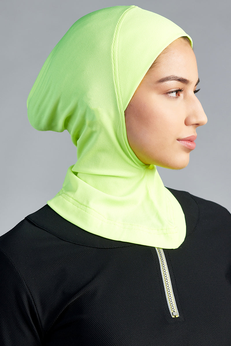 Training Hijab - Neon