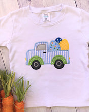 Easter Truck Applique