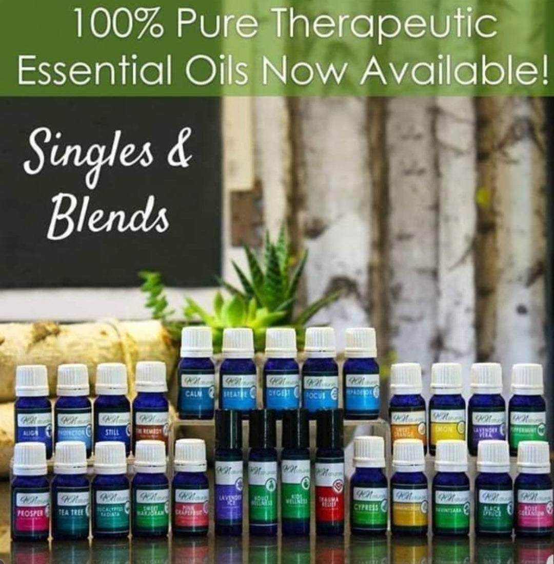 Hbnaturals Essential oils