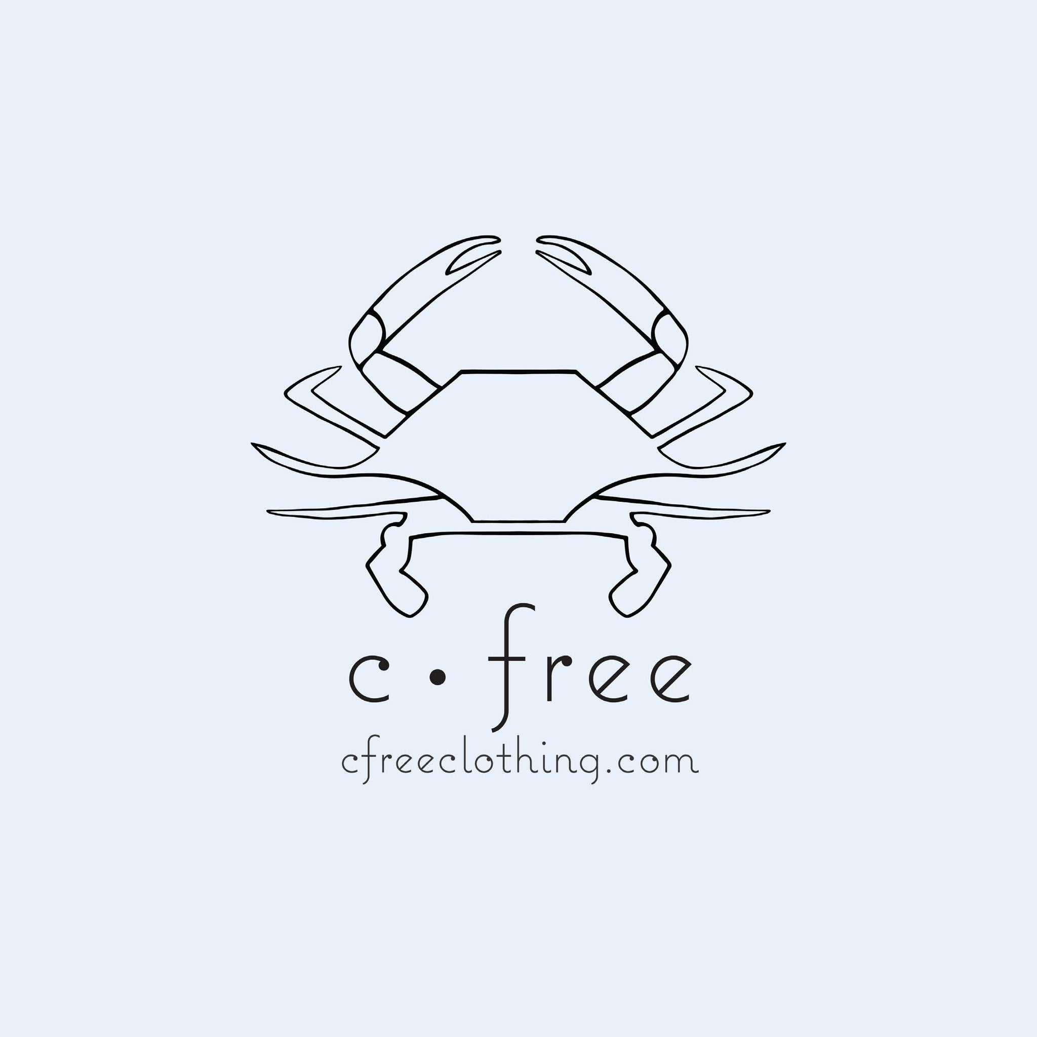 Our C-Free Logo Stickers are on Sale Today!
