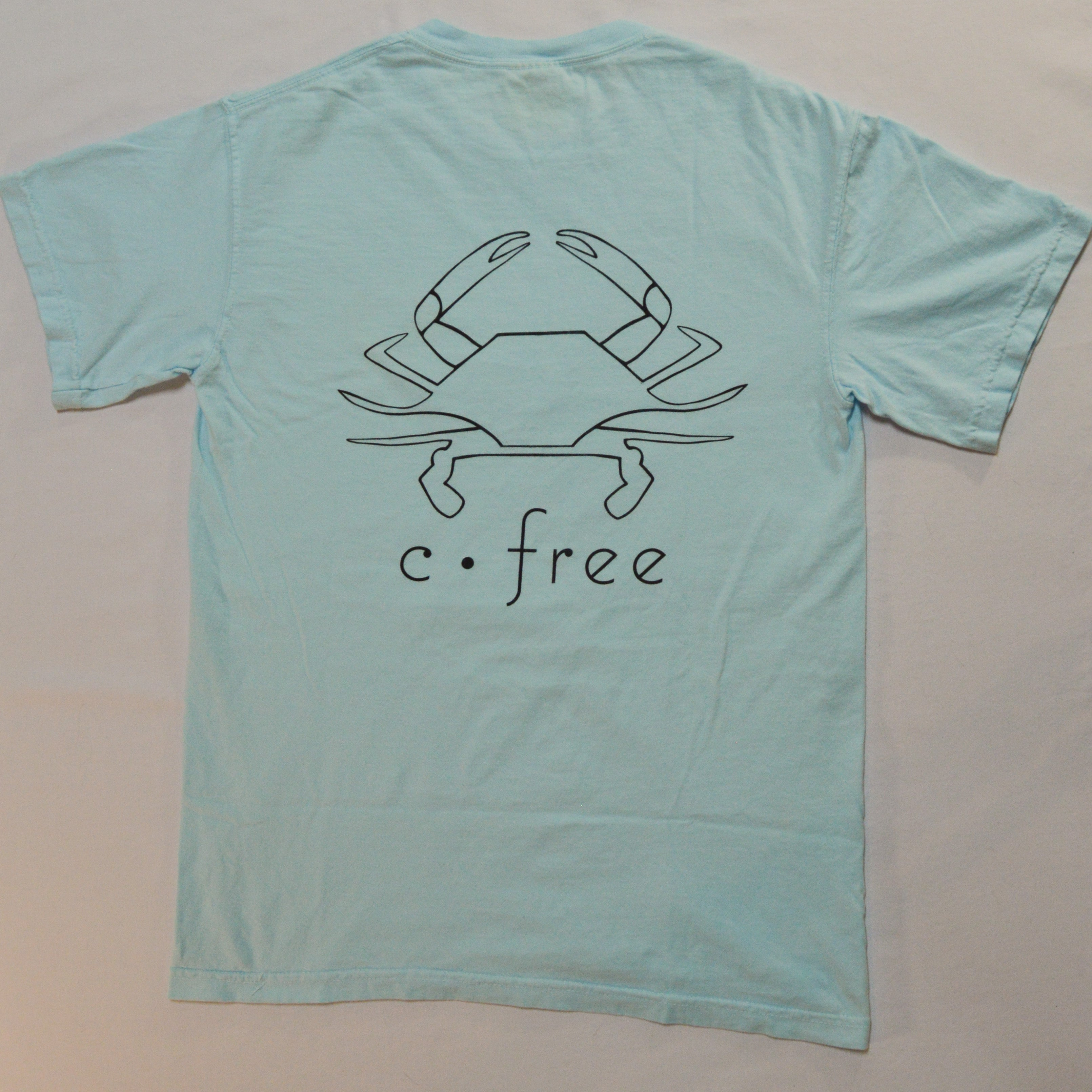 Original Logo Tee Light Blue
