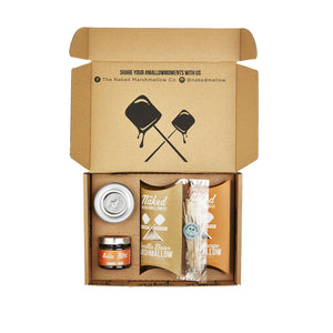 Chocolate Lovers Marshmallow Gift Set