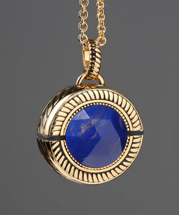 Bella Lapis Blue/Gold