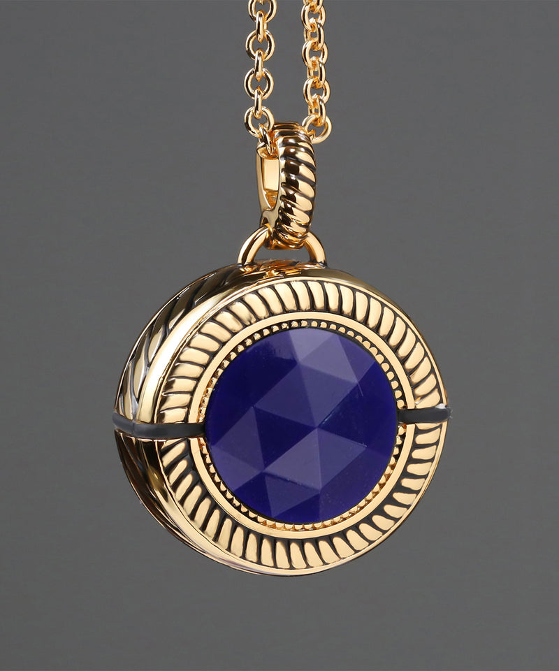 Bella Tanzanite Purple/Gold