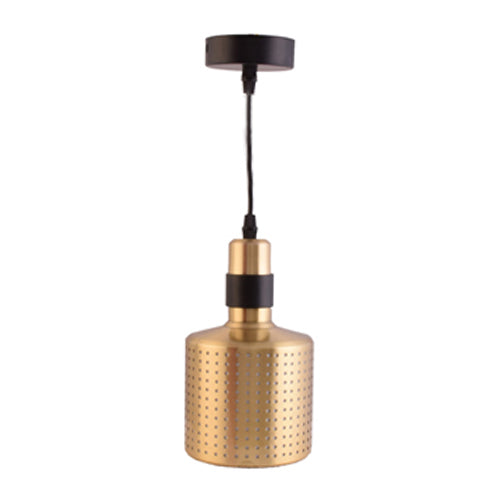 Bronze Pendant Light-Starry Night