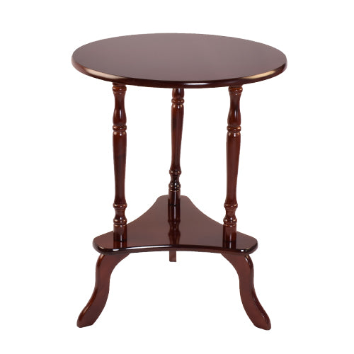 Round Side Coffee Table Multipurpose Home Furniture