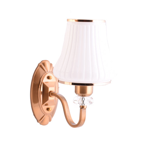 Wall Light Fixtures with Glass Shade, Bronze-Starry Night