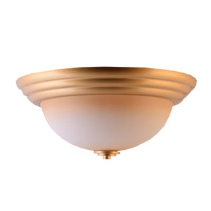 LED Decorative Ceiling Light with Glass Shade 2 in 1 Colour 20 watt