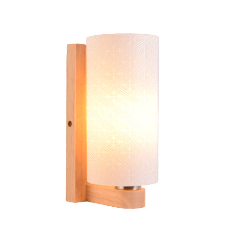 Wall Light Decorative White Glass E27-Starry Night