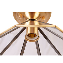 Load image into Gallery viewer, Copper Color American Style E27 Ceiling Light-Starry Night