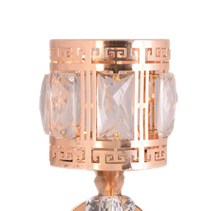 Decorative Wall Light, French Gold, E14