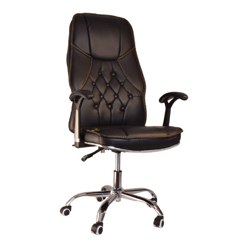 Reclining Office Chair 360 Degree Swivel High Back Executive Chair
