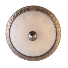 Load image into Gallery viewer, LED Decorative Ceiling Light 3 in 1 Color, Antique Gold