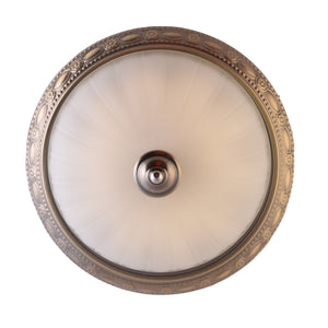 LED Decorative Ceiling Light 3 in 1 Color, Antique Gold