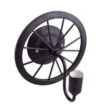 Load image into Gallery viewer, Wheel Wall Lamp 1 Light