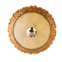 Load image into Gallery viewer, LED Decorative Ceiling Light 3 in 1 Color 12.5 inches, Yellow Gold