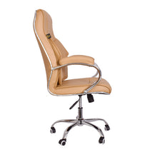 Load image into Gallery viewer, Starry Night High-Back Executive Office Chair with Armrest