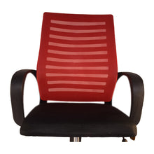Load image into Gallery viewer, Premium Mesh Chair for Task/Desk / Home Office Work - Red-Starry Night