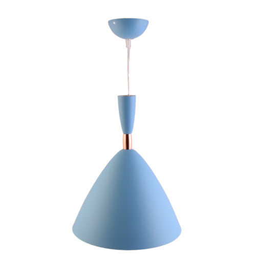 Nordic Modern Pendant Ceiling Light, Blue