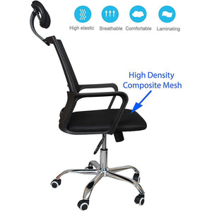 Mesh High Back Executive Swivel Desk Chair