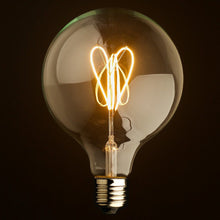 Load image into Gallery viewer, LED Edison Bulb Heart Shape 4 Watt, Warm White-Starry Night