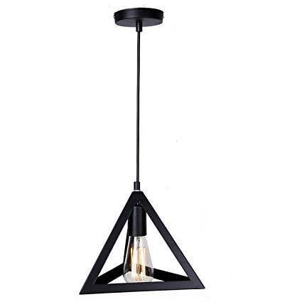 Modern Triangle Pendant Light