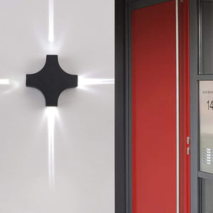Outdoor LED Up and Down Wall Lamp